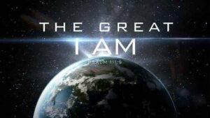 Jesucristo como el gran Yo Soy