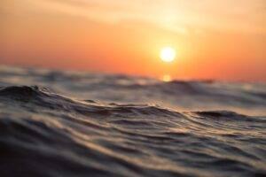 ocean, sea, waves